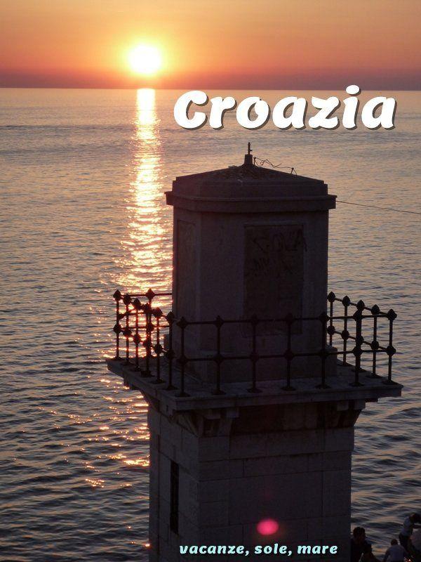 Croazia: vacanze, sole, mare. Croazia è la destinazione di viaggio ideale per tutti quelli che stanno cercando una vacanza interessante concentrata intorno alla bellezza della natura. #croazia