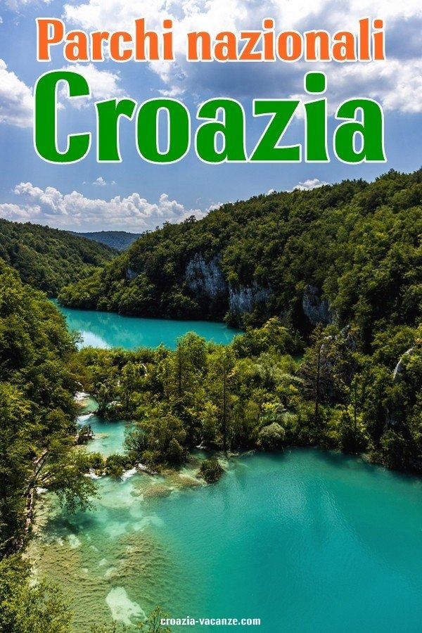 Parchi nazionali Croazia. I parchi nazionali comprendono grandi territori di particolare valore naturalistico, culturale, scientifico, educativo, didattico, estetico e turistico, dove sono vietate tutte le attività che possono danneggiare la flora, la fauna o i valori naturalistici e paesaggistici.