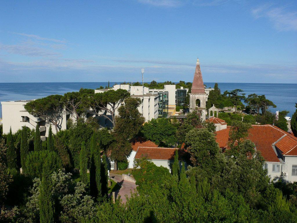 """Isole Croazia più belle. Sveti Andrija (in croato per """"Sant'Andrea"""") è un'isola nella parte croata dell'Adriatico. Fa parte dell'arcipelago delle Isole Elafiti, Dalmazia"""