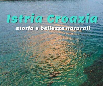 Istria è posta all'incrocio di vie che portavano nell'est Europa e nel nord Europa, come pure nei Balcani e in Oriente.