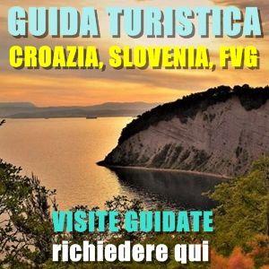 Servizio guida Slovenia, Istria, Trieste: rete di guide autorizzate in Slovenia, Istria e a Trieste.