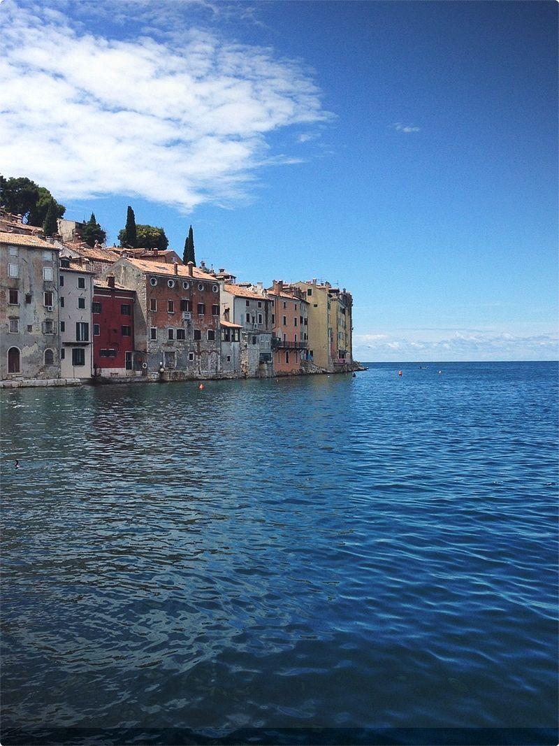 Istria è la principale regione turistica della Croazia, situata alla sua estremità occidentale.