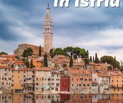 L'itinerario Trieste – Pola - Fiume porta il turista a compiere il periplo della penisola istriana un tempo legata territorialmente all'Italia.