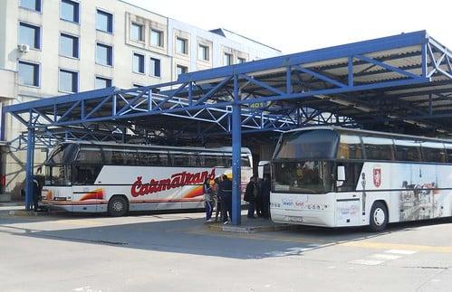 Zagreb bus. Per quanto riguarda gli autobus, ci sono 138 linee diurne e 4 notturne.