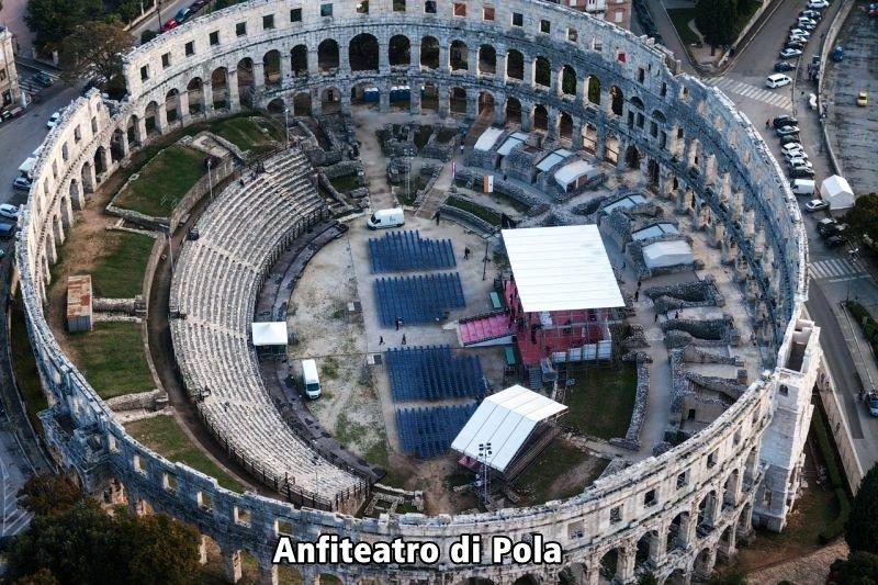 Cosa vedere: Anfiteatro di Pola