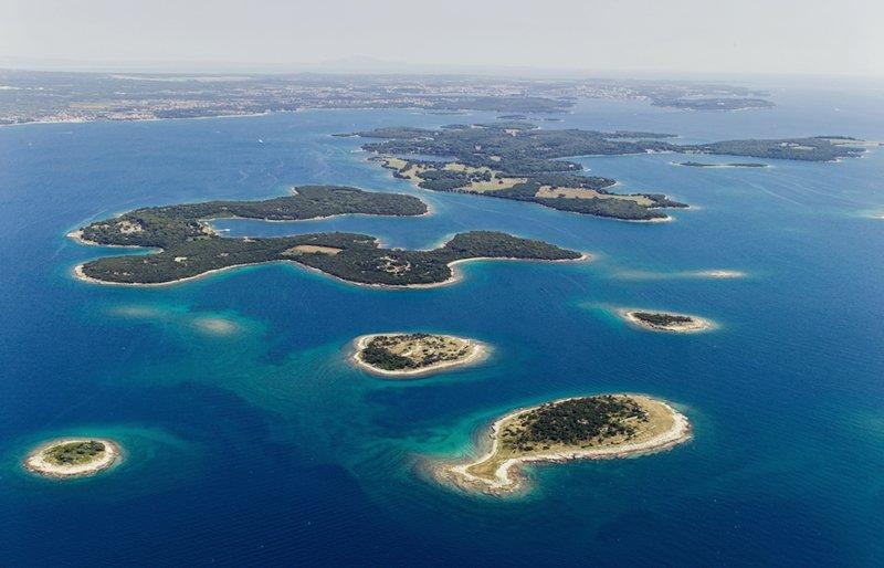 Brioni da vedere in Croazia