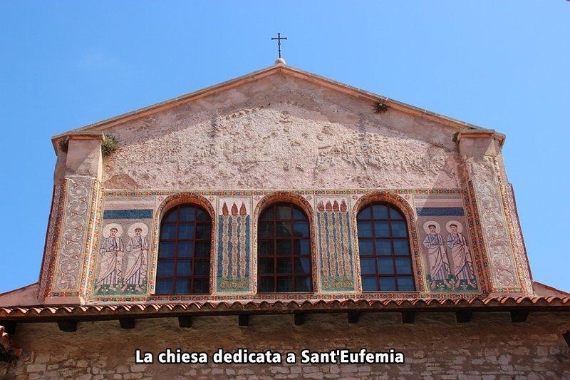 Dove andare in Croazia? Chiesa Sant'Eufemia a Rovigno.